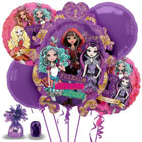 Ever After High Balloon Bouquet