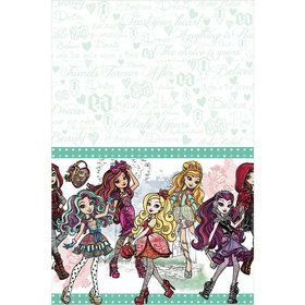 Ever After High Plastic Table Cover