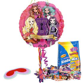 Ever After High Pull String Economy Pinata Kit