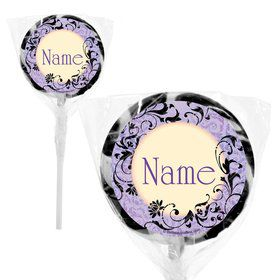 "Evil Heirs Personalized 2"" Lollipops (20 Pack)"