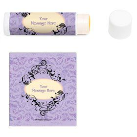 Evil Heirs Personalized Lip Balm (12 Pack)