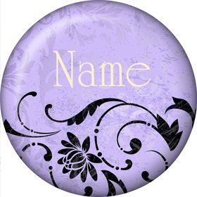 Evil Heirs Personalized Mini Button (Each)
