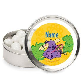 Explorer Friends Personalized Candy Tins (12 Pack)