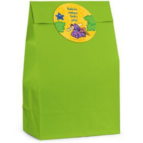 Explorer Friends Personalized Favor Bag (Set Of 12)