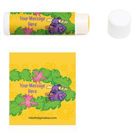 Explorer Friends Personalized Lip Balm (12 Pack)