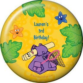 Explorer Friends Personalized Magnet (each)
