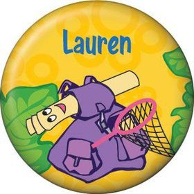 Explorer Friends Personalized Mini Magnet (each)