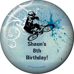 Extreme Sports Personalized Magnet (each)