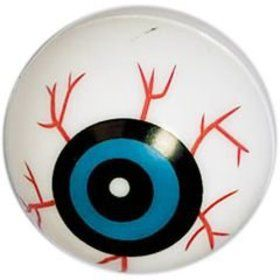 Eyeball Plastic Ball (10 Count)