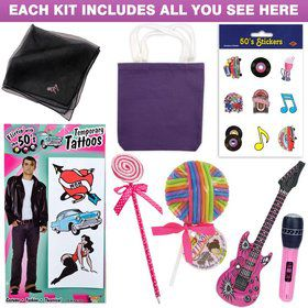 Fabulous 50's Ultimate Favor Kit (Each)