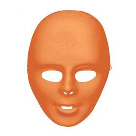 Face Mask Orange
