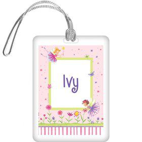Fairy Party Personalized Bag Tag (each)