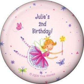 Fairy Party Personalized Magnet (each)