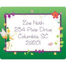 Fairy Personalized Address Labels (sheet of 15)