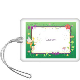 Fairy Personalized Bag Tag (each)