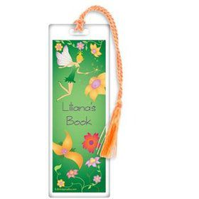 Fairy Personalized Bookmark (each)