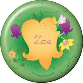 Fairy Personalized Button (each)
