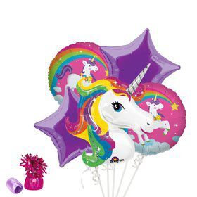 Fairytale Unicorn Balloon Kit