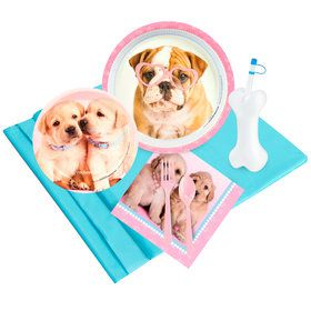 Glamour Dogs 16 pc Guest Pack Plus Molded Cups by Rachael Hale