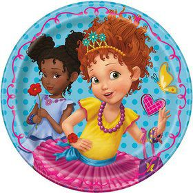 Fancy Nancy Dessert Plates