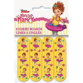 Fancy Nancy Emery Boards
