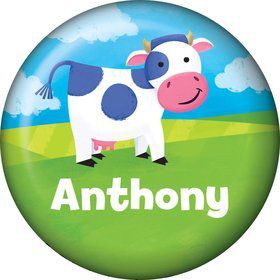 Farm Animals Personalized Mini Magnet (each)
