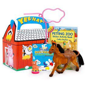 Farm Animals Ultimate Favor Kit (for 1 Guest)