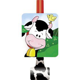 Farm Friends Barnyard Blowouts (8 Pack)