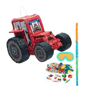 Farm Tractor Pinata Kit
