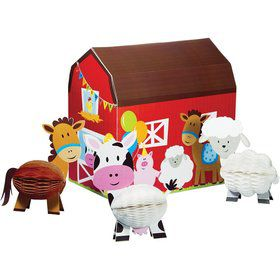Farmhouse 3D Centerpiece Kit (Each)