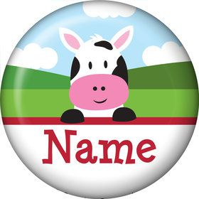 Farmhouse Fun Personalized Mini Magnet (Each)