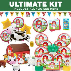 Farmhouse Ultimate Tableware Kit (Serves 8)