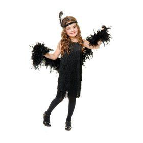 Fashion Flapper Child Costume