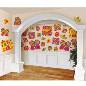 Fiesta Cutouts (30 Count)