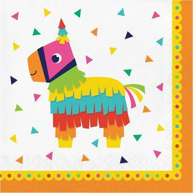 Fiesta Fun Lunch Napkin (16)