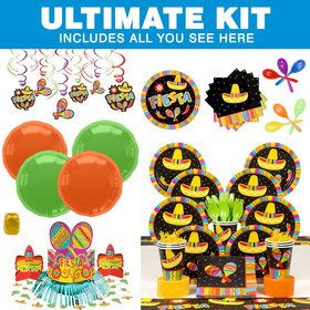 Fiesta Fun Ultimate Kit (Serves 8)