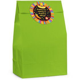 Fiesta Personalized Favor Bag (Set Of 12)