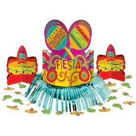 Fiesta Table Decorating Kit (Each)