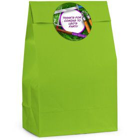 Fighting Turtles Personalized Favor Bag (Set Of 12)