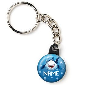 "Fin Fun Personalized 1"" Mini Key Chain (Each)"