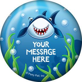 Fin Fun Personalized Magnet (Each)