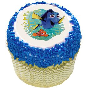 "Finding Dory 2"" Edible Cupcake Topper (12 Images)"