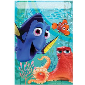 Finding Dory Loot Bags (8 Count)