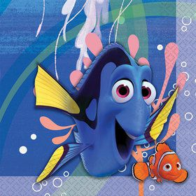 Finding Dory Luncheon Napkin (16 Count)