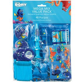 Finding Dory Mega Mix Value Pack