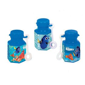 Finding Dory Mini Bubbles (12 Count)