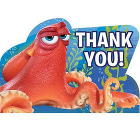 Finding Dory Postcard Thank You Cards (8 Count)