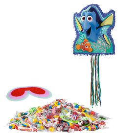 Finding Dory Pull String Pinata Kit