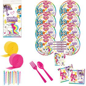 Fingerlings Deluxe Tableware Kit (Serves 8)