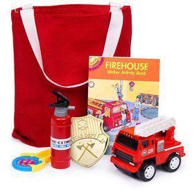 Firefighter Deluxe Favor Kit (for 1 Guest)